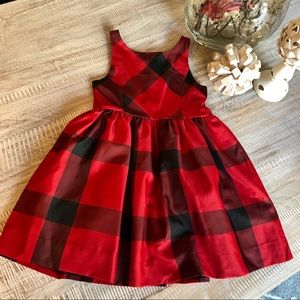 Polo Ralph Lauren girls taffeta dress